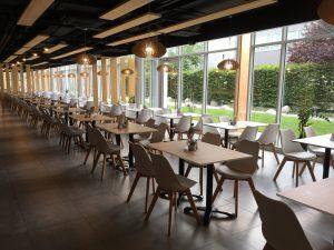 Menučka magazín - nové reštaurácie v Bratislave - Lanogi Gurmán Apollo Business Center