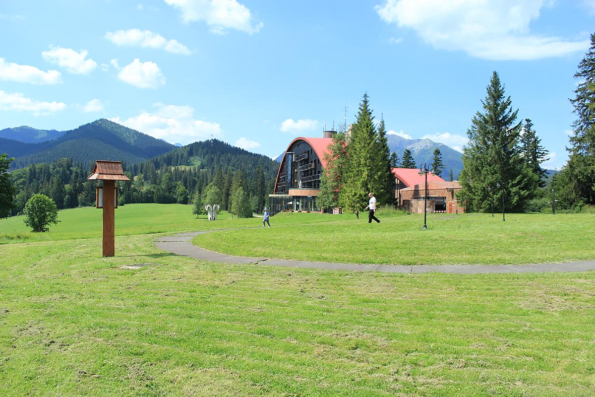 Menucka magazin - Hotel Montfort, Tatranska Javorina, Vysoke Tatry