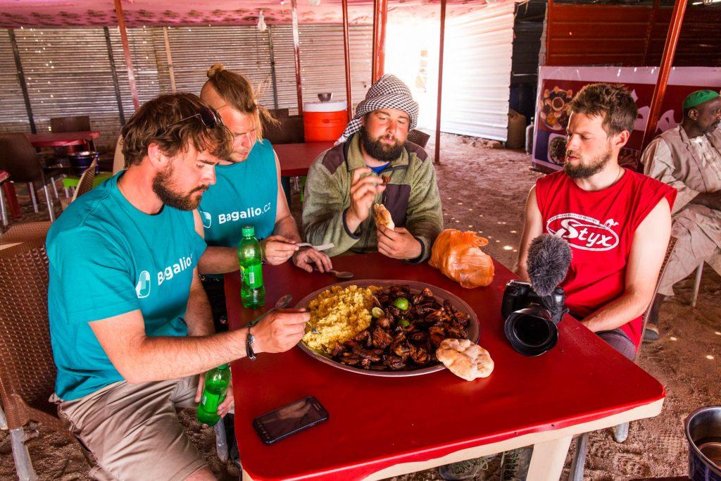 Afrika na pionieri: Dobrú chuť!