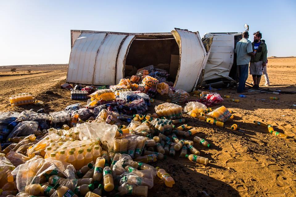 Afrika na pionieri: Mangové džúsy uprostred ničoho