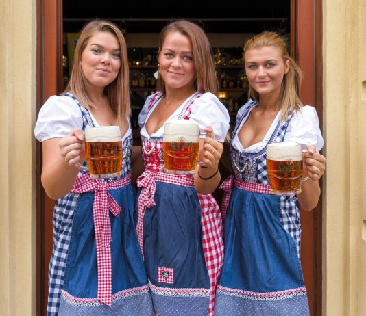 Menučka magazín - Oktober fest Beer Palace
