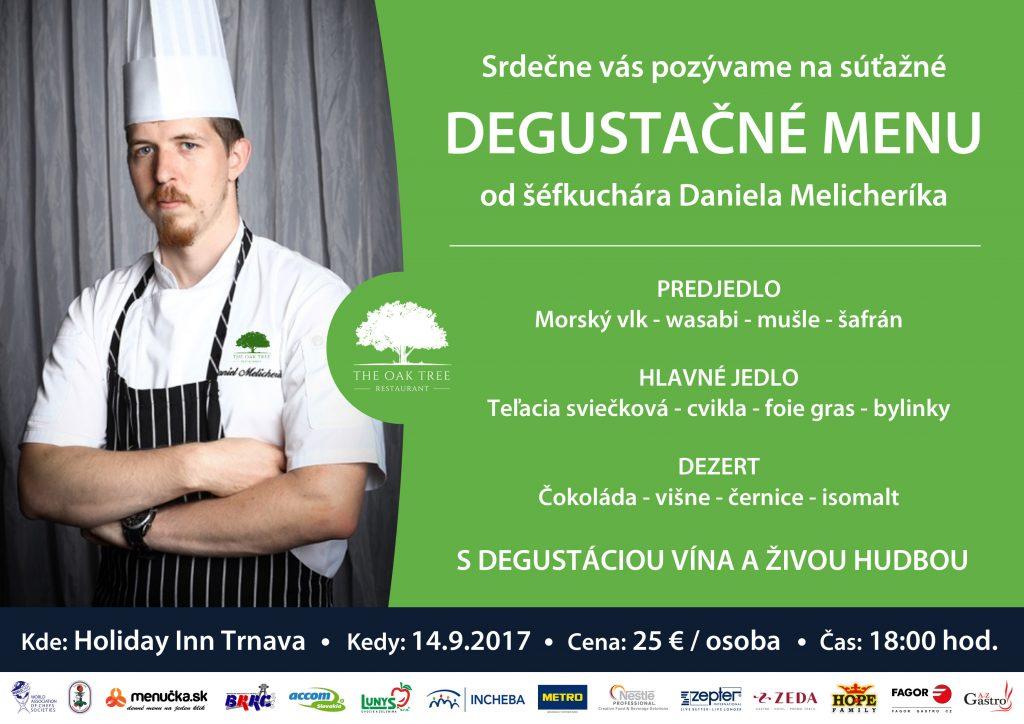 Holiday Inn Trnava Daniel Melicherík