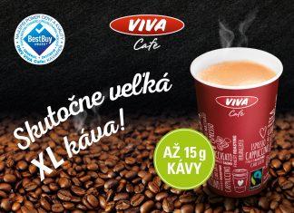 Menučka magazín - OMV Viva kaviarne