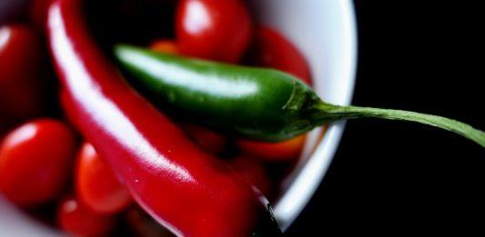 Menučka magazín - apridáme trochu chilli