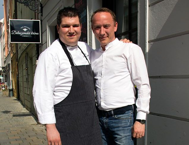Dolnozemská krčma: Tibor Weisz a Zlatko Roskoš