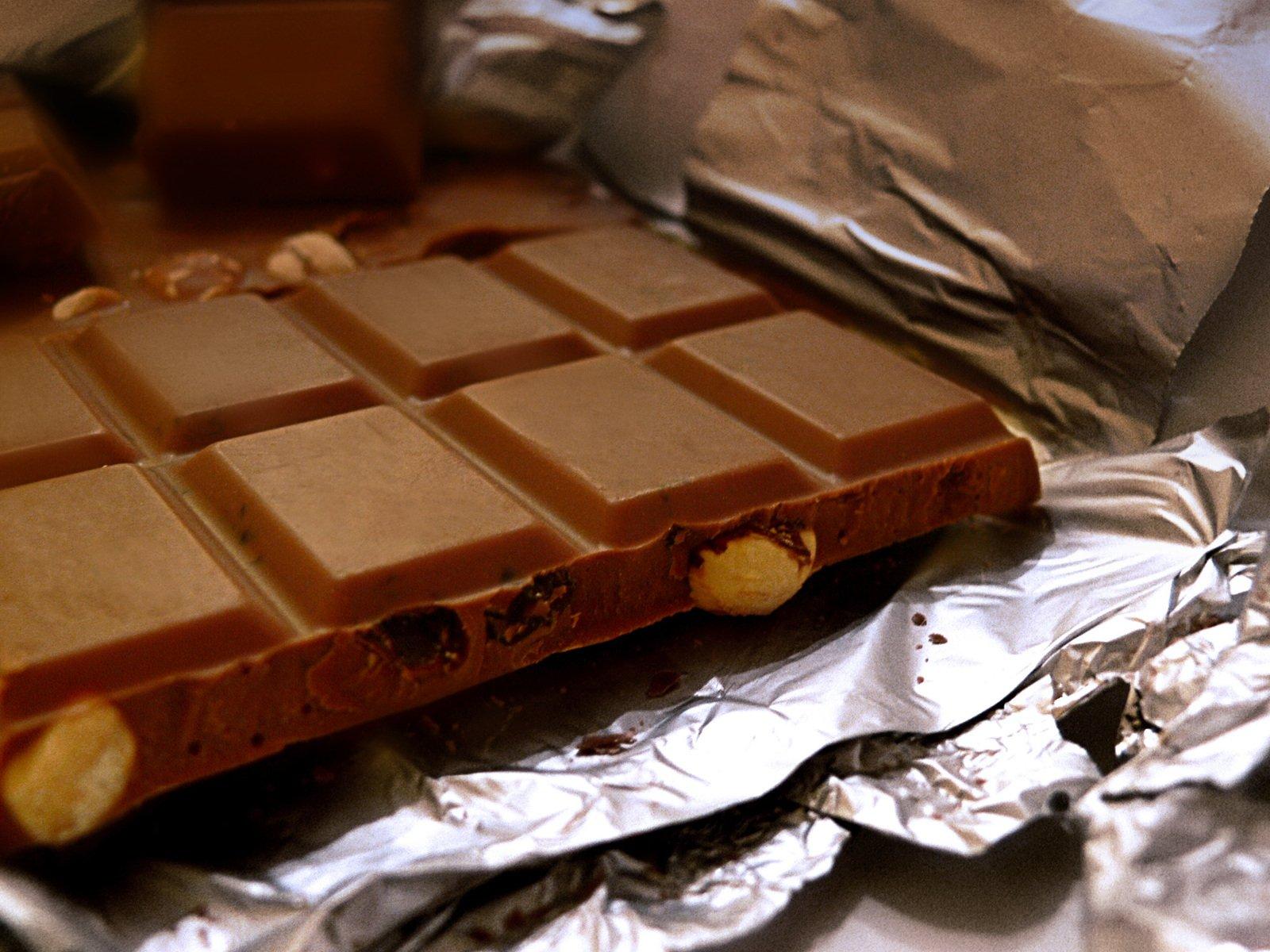 Chuť, chuťové poháriky a jazyk - čokoláda