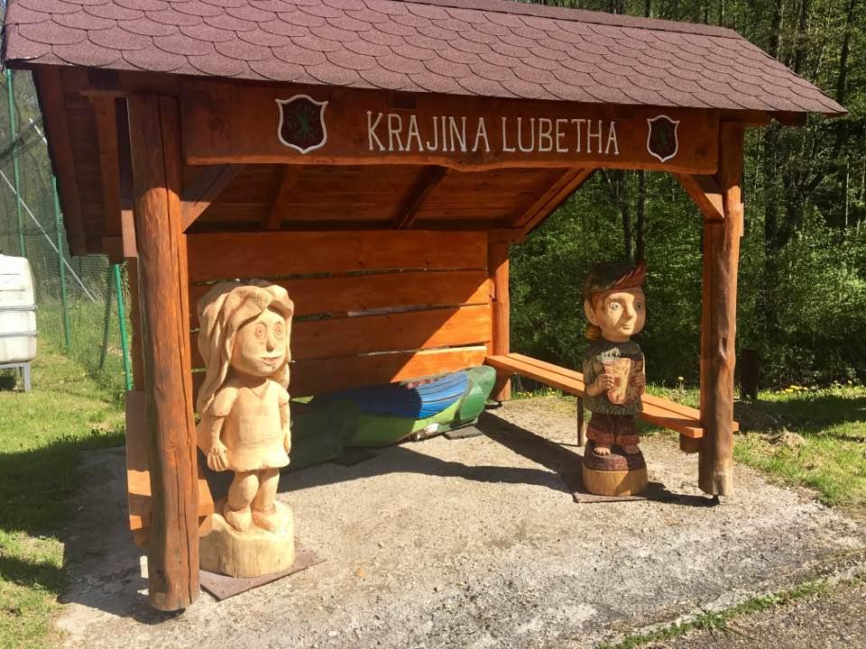 Chata Lubetha Ľubietová