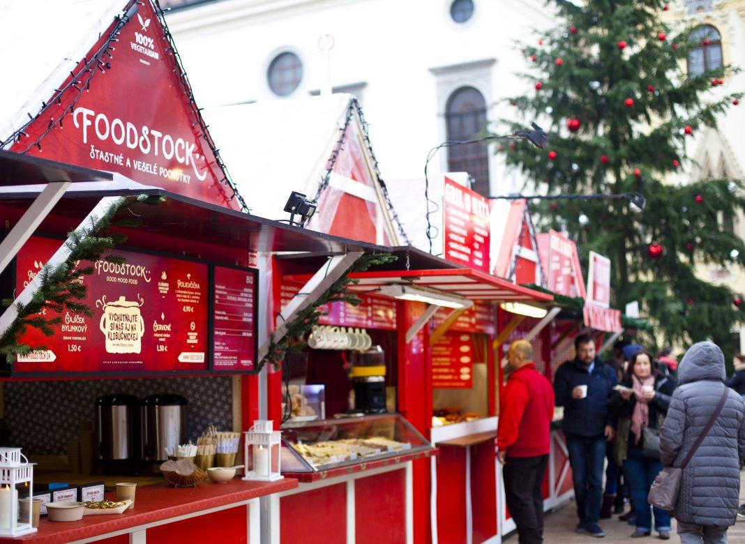 b5cbefa68 Foodstock - ochutnajte netradičné chute na vianočných trhoch v ...