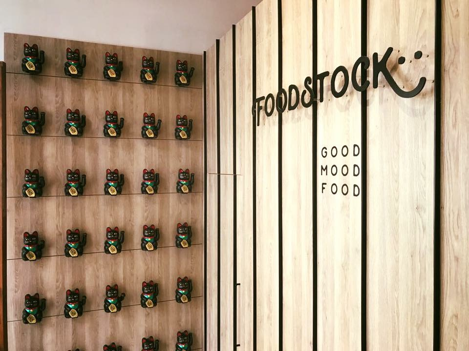 Foodstock: Interiér reštaurácie Foodstock, foto: Foodstock