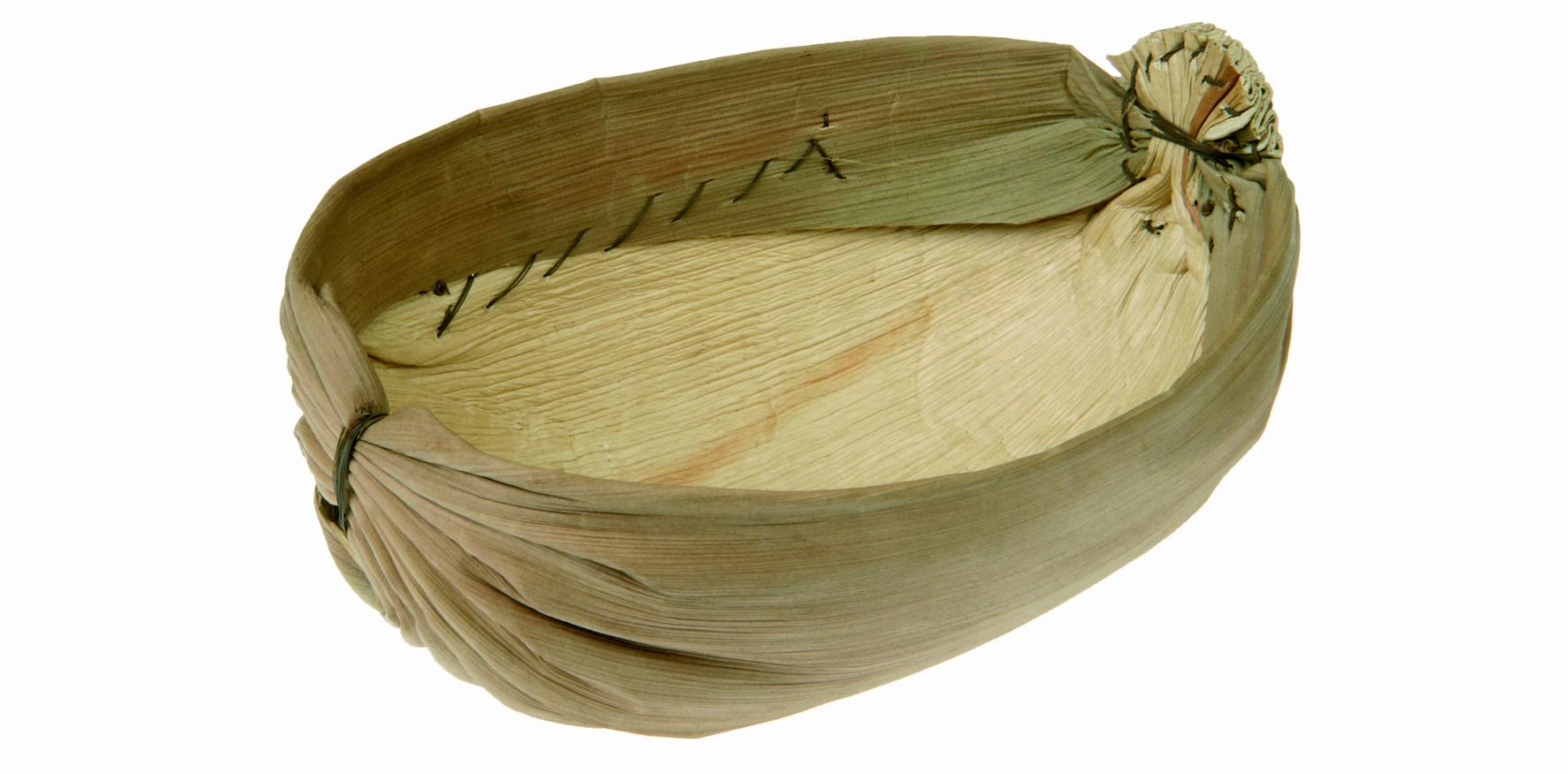 Bionela - ekologické obaly - palmový list - Menučka magazín