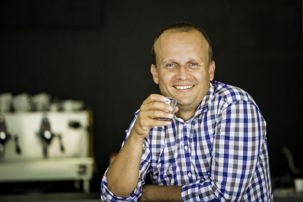Marek Fajčík: foto: EBENICA