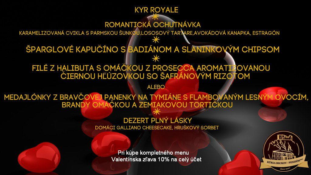 Valentín: foto: Kúria Beckov