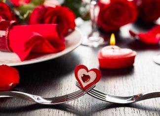 Valentínske menu v reštauráciách