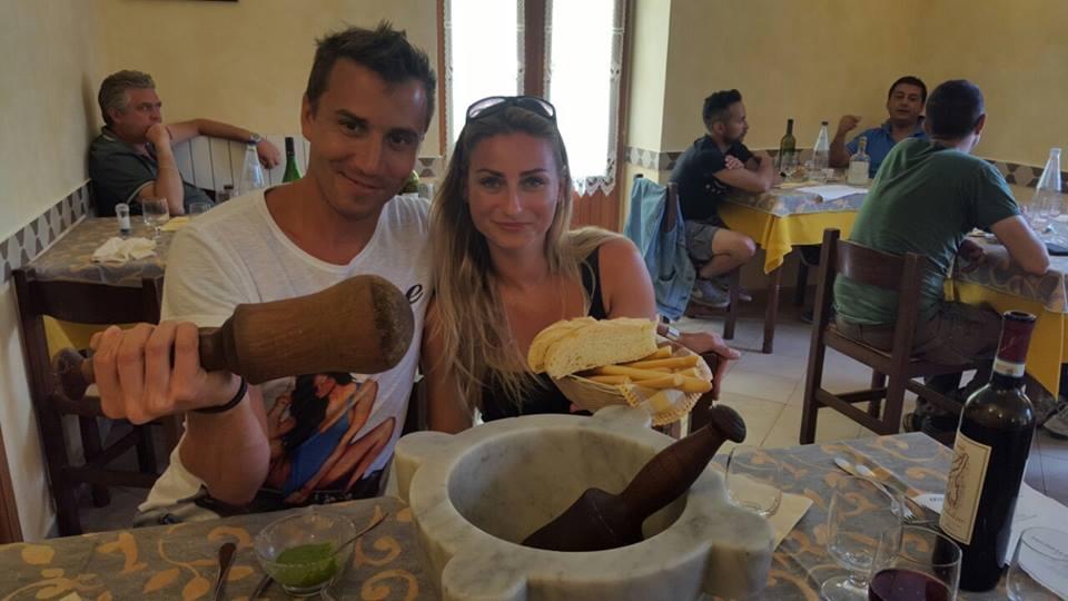 Crazy Culinary: Inšpiráciu čerpajú všade, napríklad aj v Taliansku, foto: FB Crazy Culinary