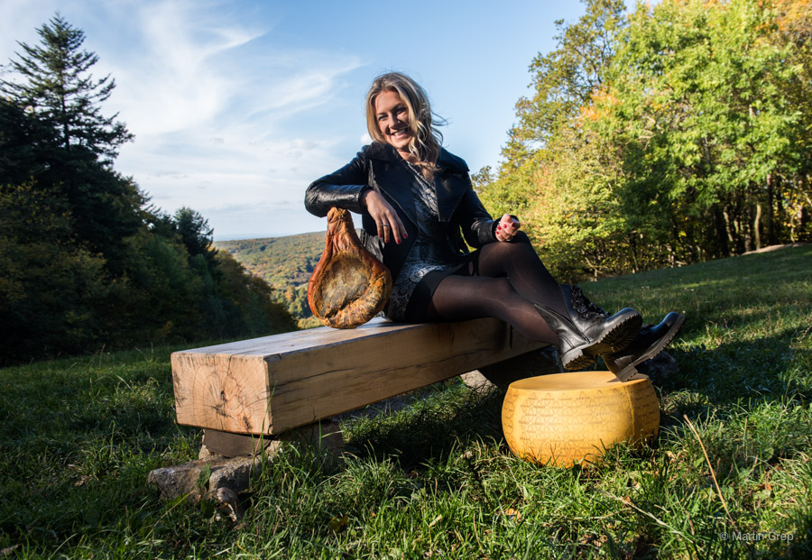 Zuzana Sabolová: foto: archív Z. Sabolovej