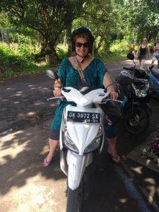 Katarína Serinová Bali Indonézia bez cestovky