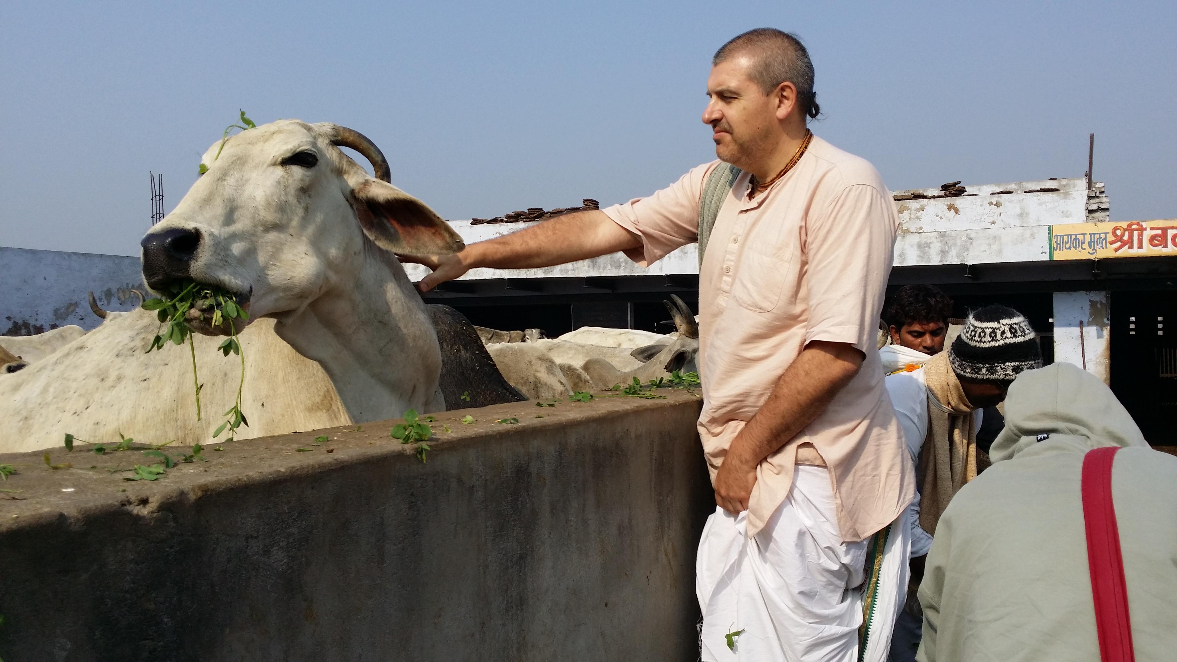 Amritarání: Láska k zvieratám a k životu - aj taká je filozofia majiteľa, foto: archív majiteľa