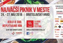 Slovak Food Festival 2018