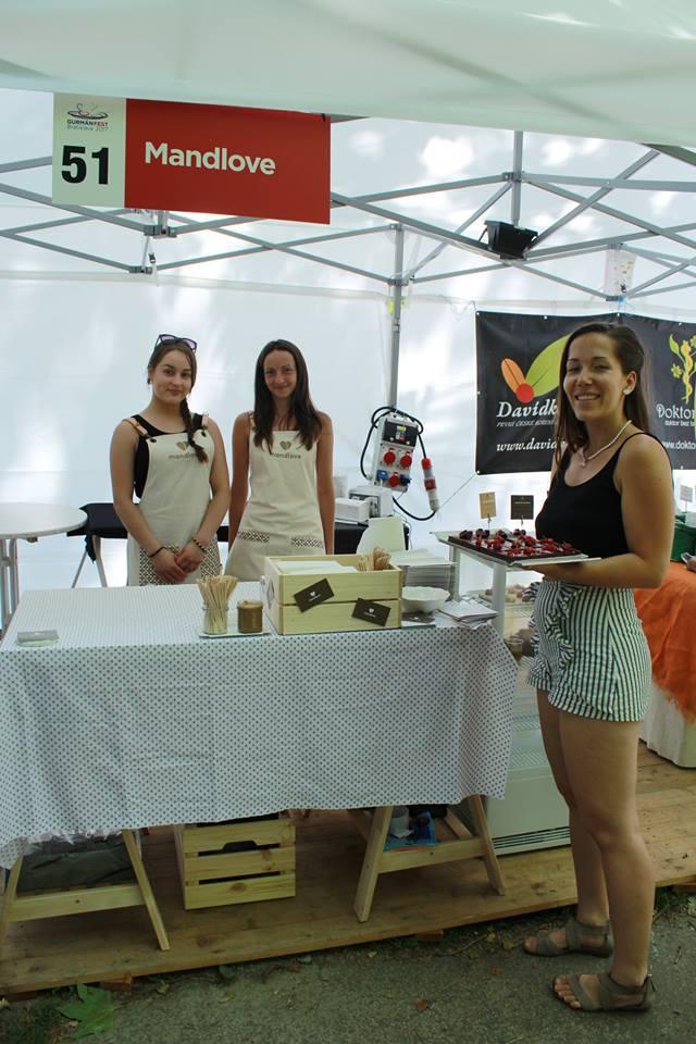 Gurmán Fest Bratislava: Čo poviete na zdravé dobroty od Mandlove? foto: facebook.com/menucka
