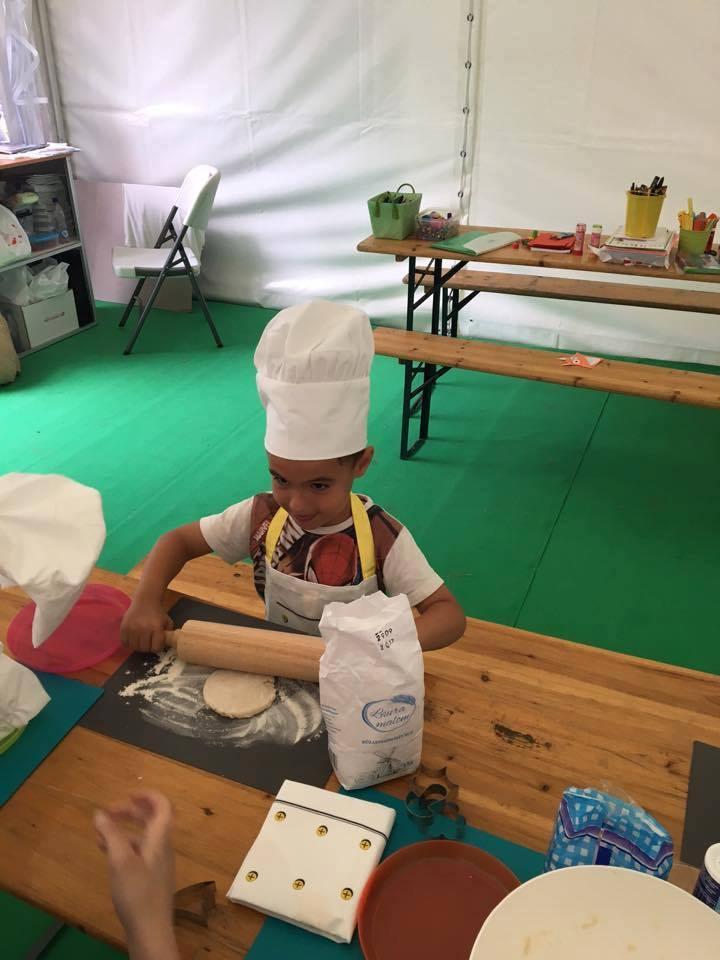 Gurmán Fest Bratislava: Detskí kuchári si môžu vyskúšať svoje umenie v špeciálnej zóne, foto: facebook.sk/menucka