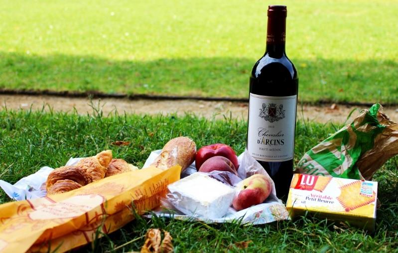 Piknik v meste