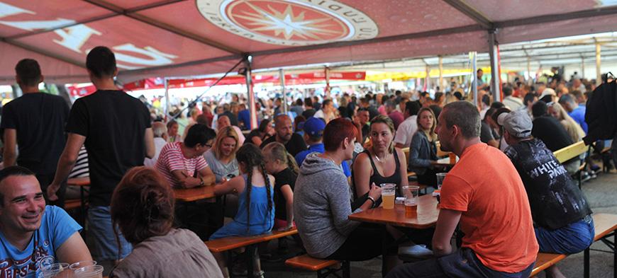 augustové podujatia: foto: festivalpivny.sk