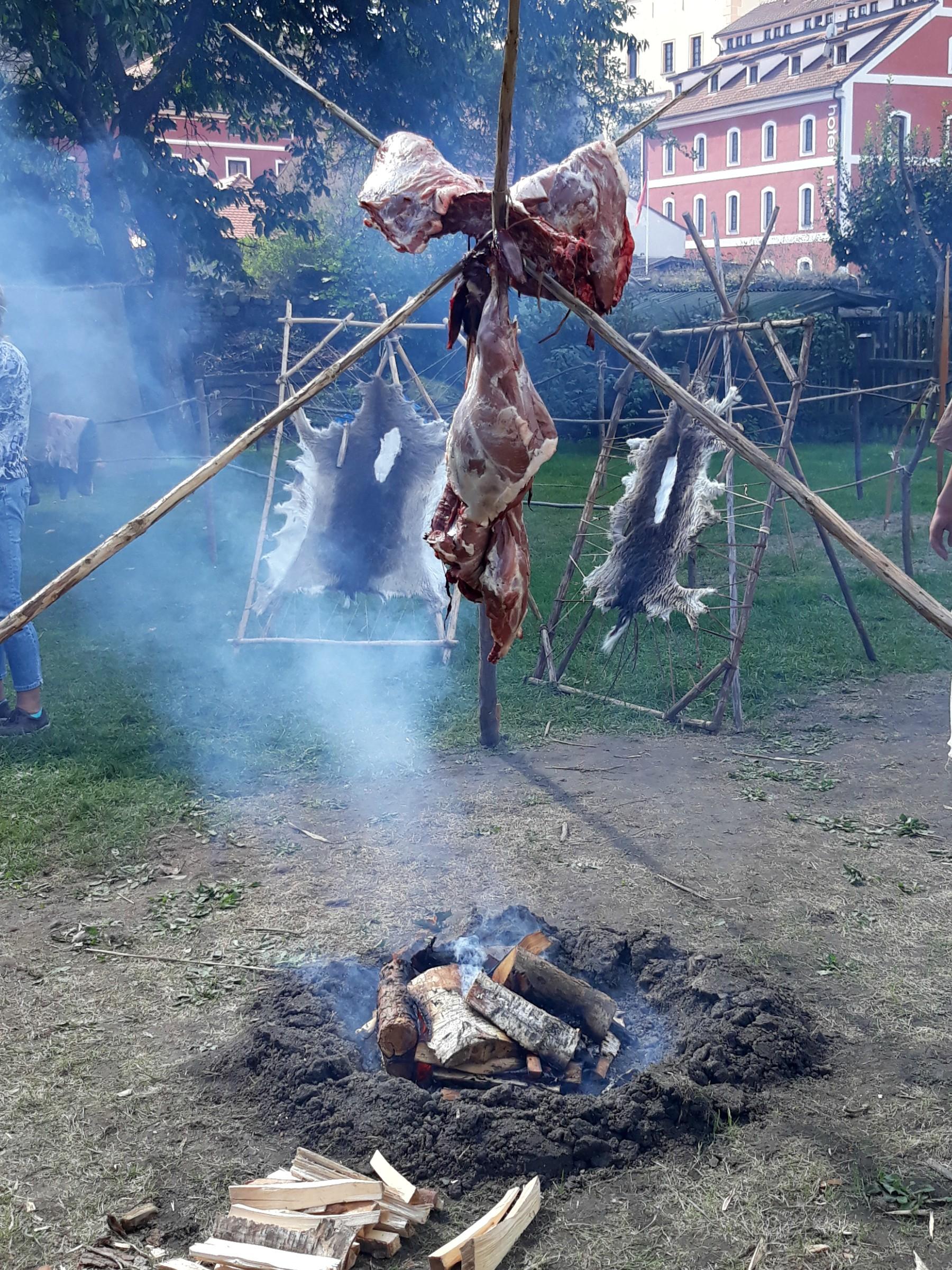 Český Krumlov: Mäso tak, ako ho jedli naši predkovia