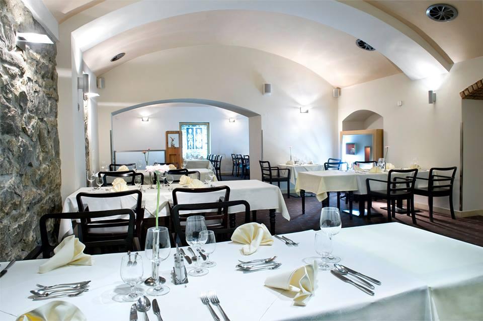dubná skala****: Interiér reštaurácie, foto: FB hotela