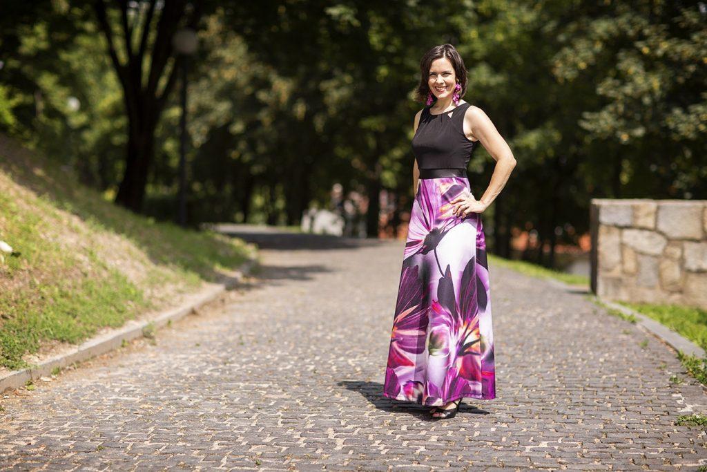 Alexandra Vrábalová - styling