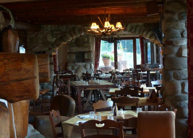 zlepšenie reštaurácie: Útulný interiér je polovicou úspechu