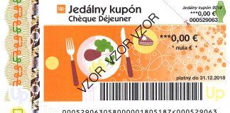 Stravny listok cheque dejeuner