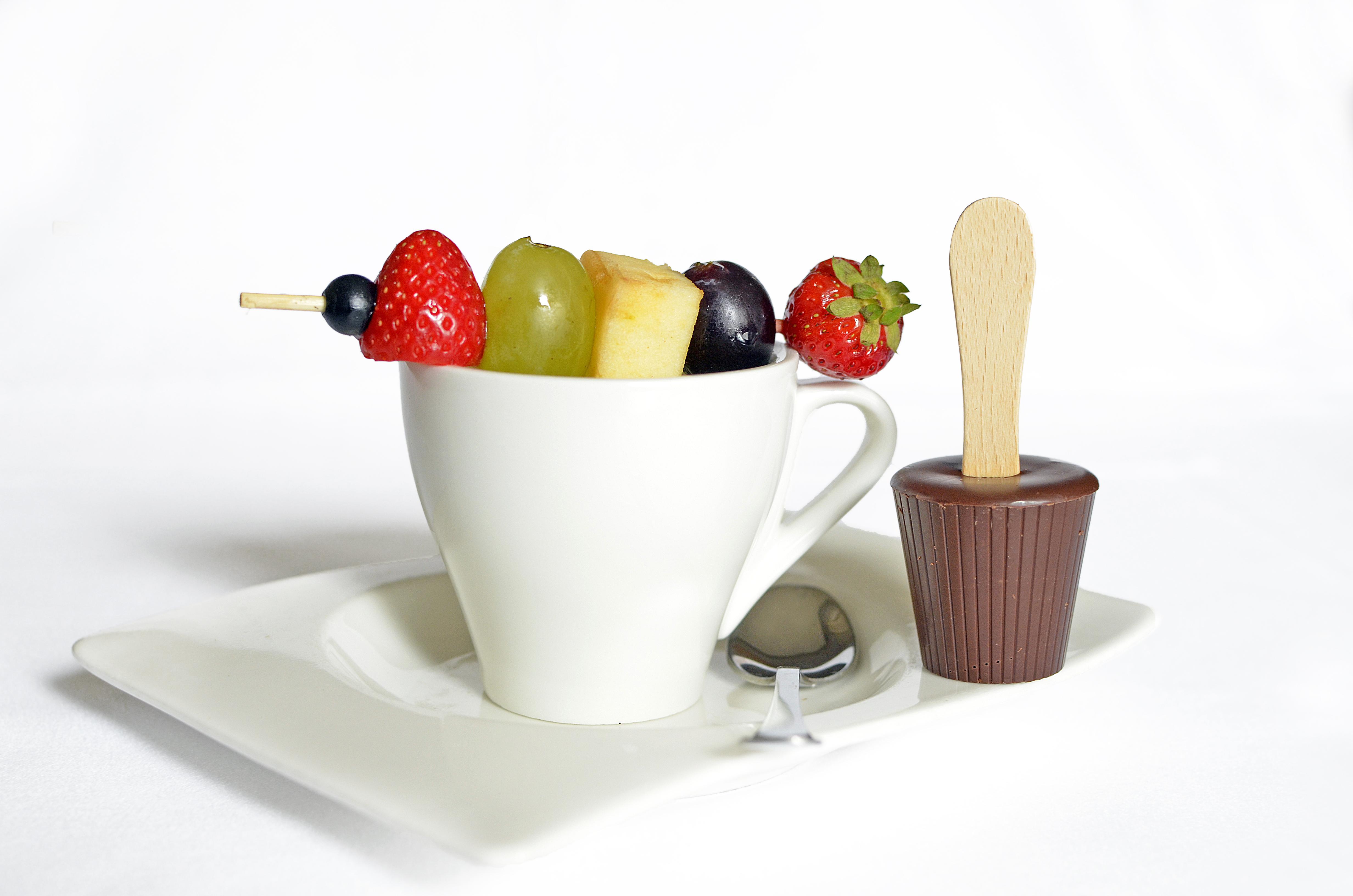 Boutique Hotel Dubná Skala****: Ovocná ihla s prémiovou čokoládou