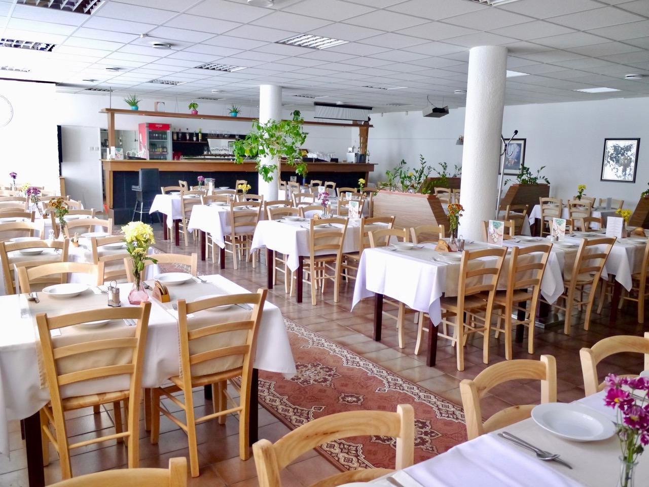 reštaurácia Delfín: Interiér reštaurácie, foto: reštaurácia Delfín