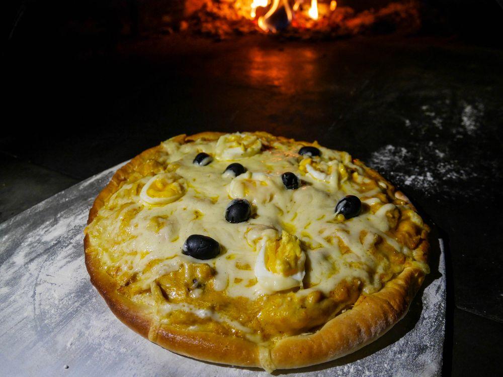 Pizza peruánska kuchyňa