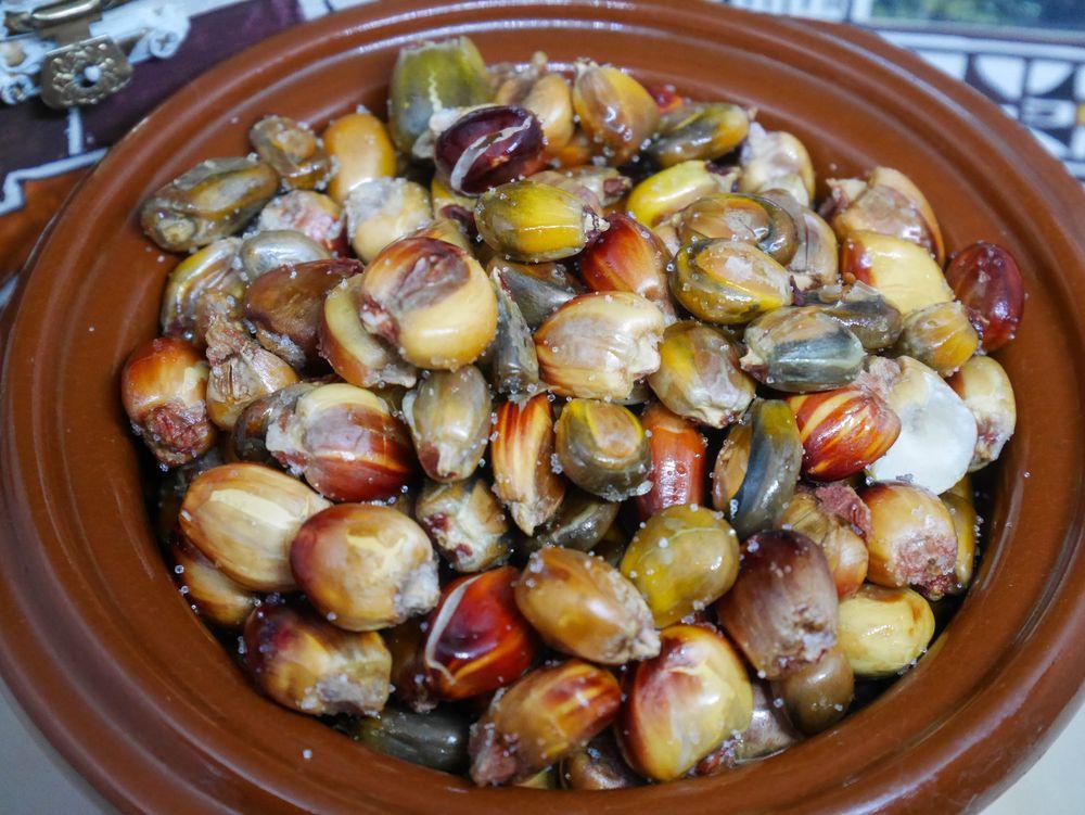Peruánska kuchyňa kukurice