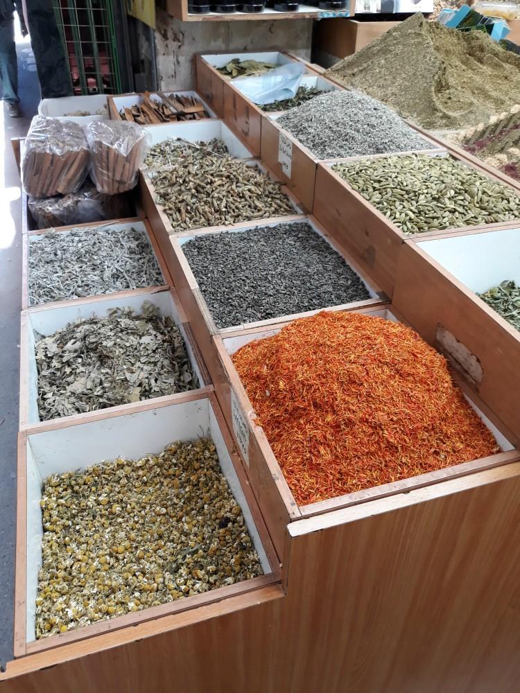 izraelská kuchyňa: Nekonečný výber korenín
