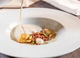 Zimný festival jedla 2019 Savoy restaurant Carlton