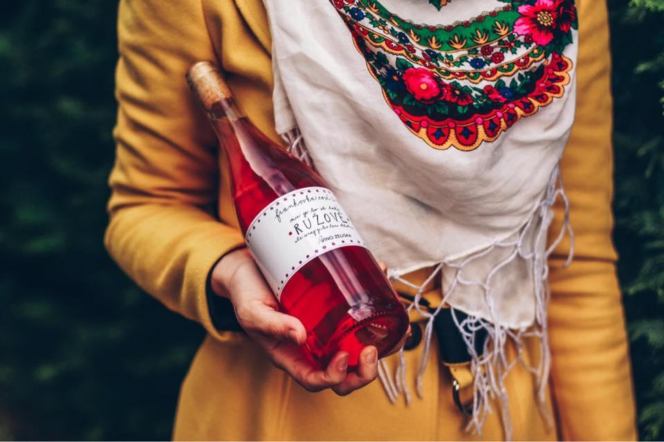 Ria Zelisková: Ich vína sa líšia už na pohľad, foto: archív R. Z.