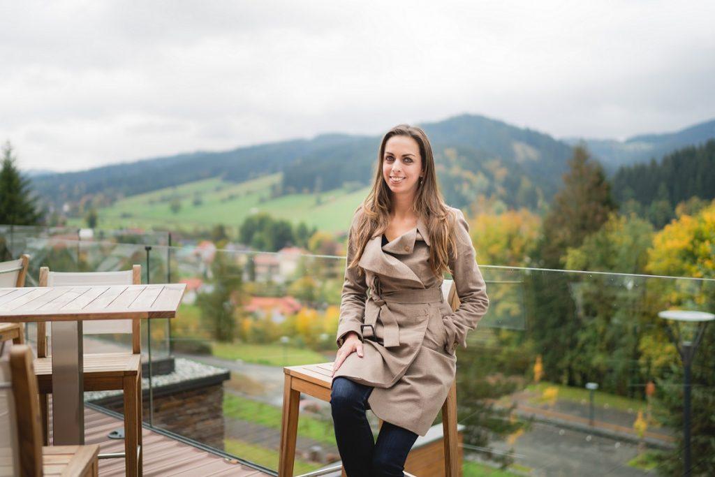 Simona Budinská: foto: kavickari.sk