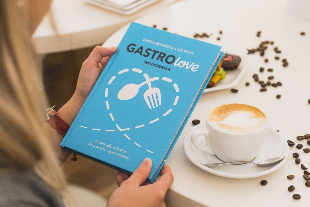 Simona Budinská: (Ne)učebnica Gastrolove má veľmi príjemný dizajn, foto: kavickari.sk