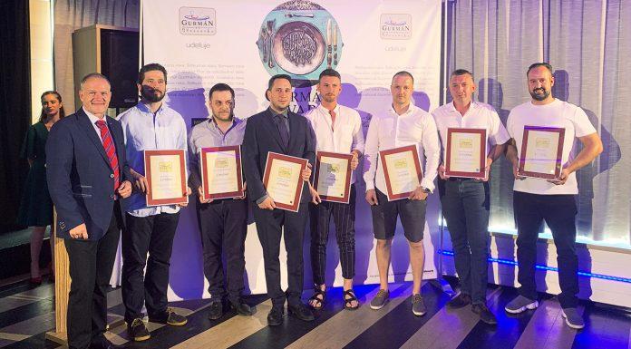 Gurmán Award 2019 - najlepšie reštaurácie, šéfkuchári, vinári, someliéri