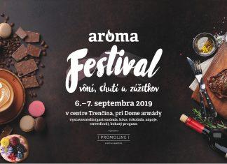 Aroma festival Trencin 2019