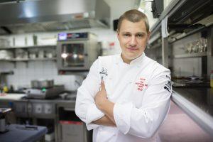 Gastronomy Slovakia 2019 - Adam Meszaros Onyx restaurant