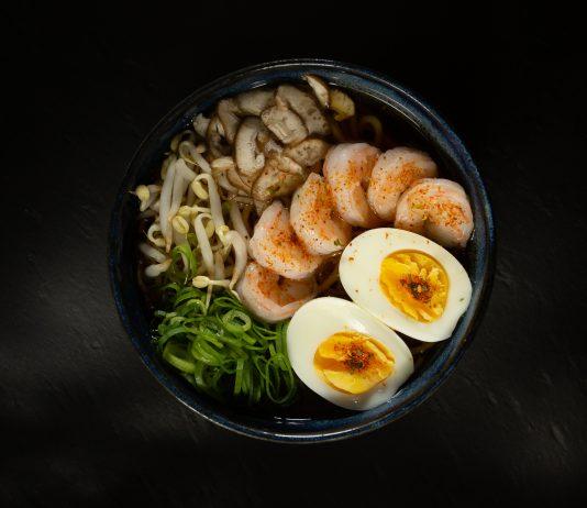 Ramen polievka Nitra japonska