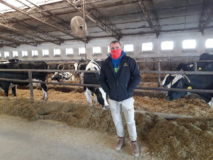 slovenskí poľnohospodári