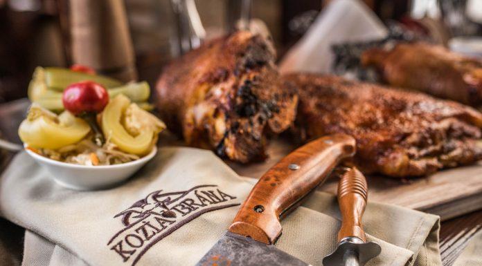 Reštaurácia Kozia Brána v Bratoslave