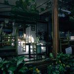 Prázdna reštaurácia